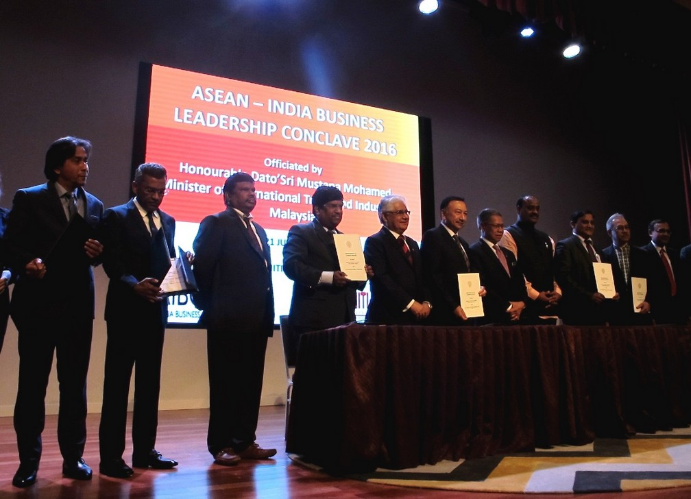 MBA signing MOU with APEDB